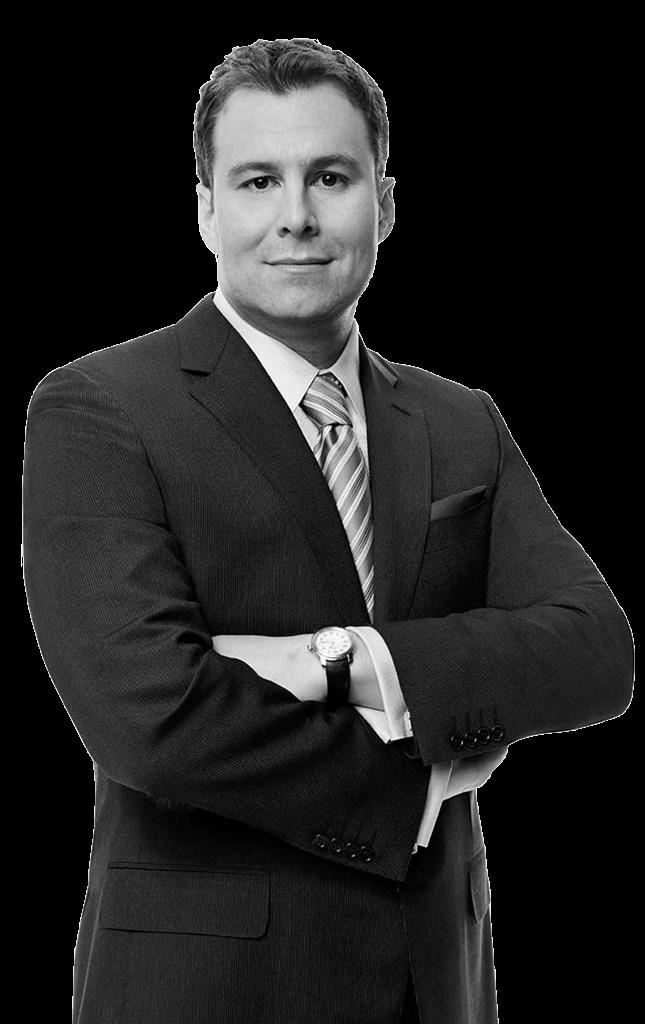 Brian Blitz, Principal.