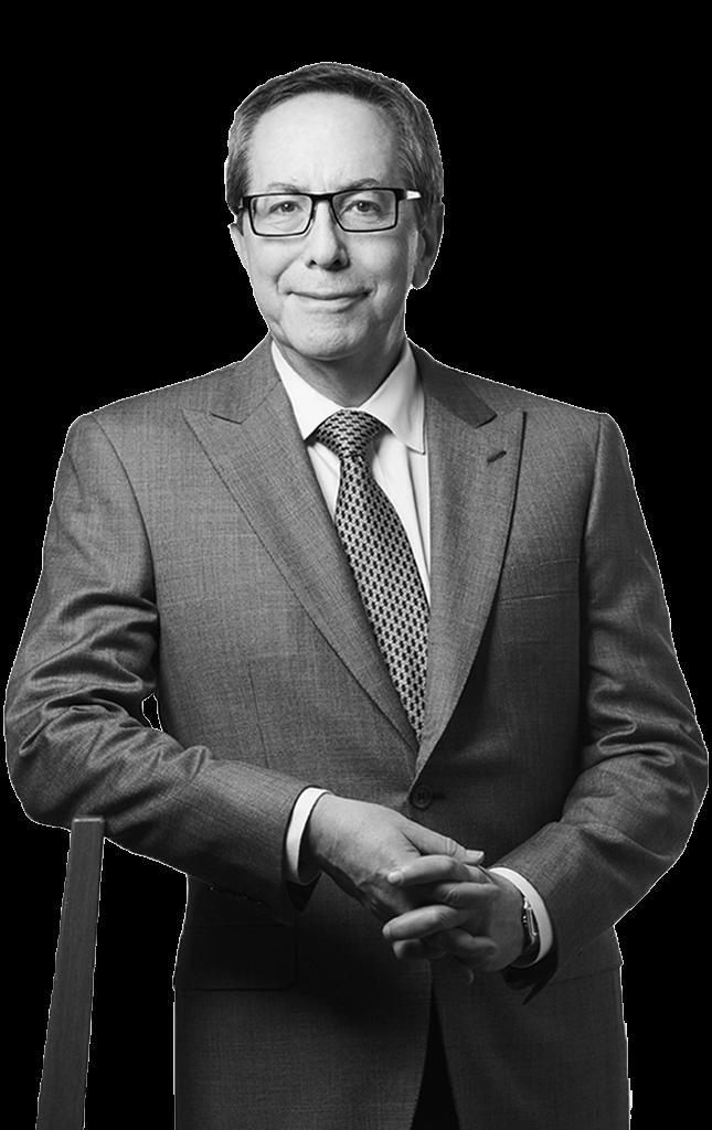 David Levy, Principal.